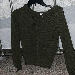 Sweaters - Casual Sweater Hoodie